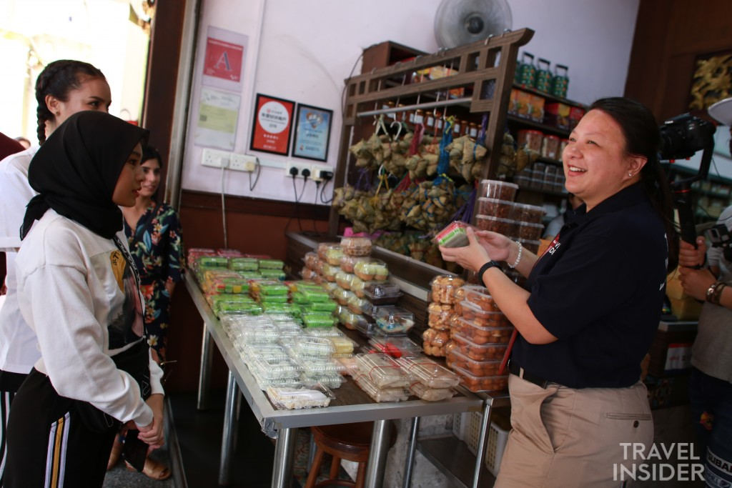 Singapore indigenous food trail