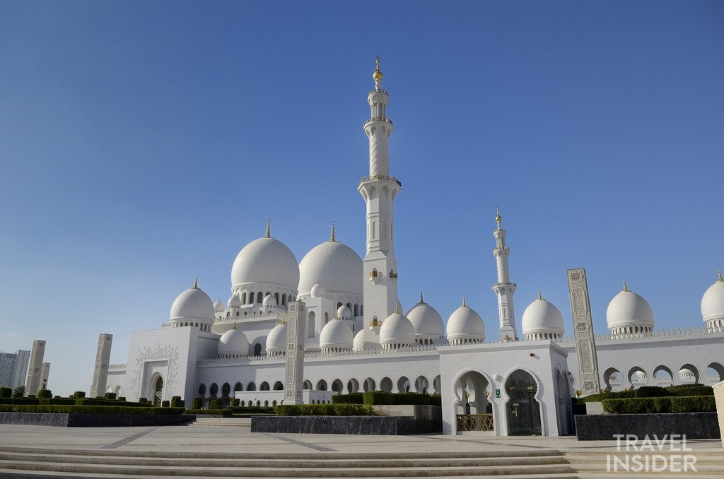 Full Day Abu Dhabi City Tour Starts from Dubai