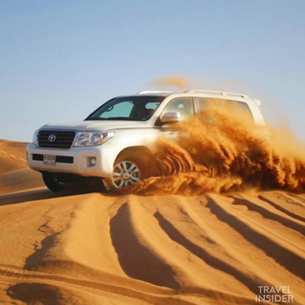 Classy SUV Safari+BBQ +Camel+Shows++:)