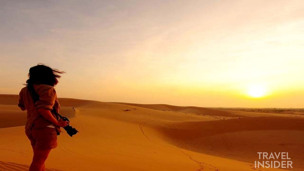Dubai Desert Safari with SUV ride and BBQ Dinner