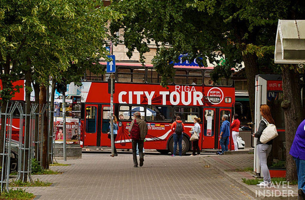 2 Day Hop On Hop Off Riga Bus Tour