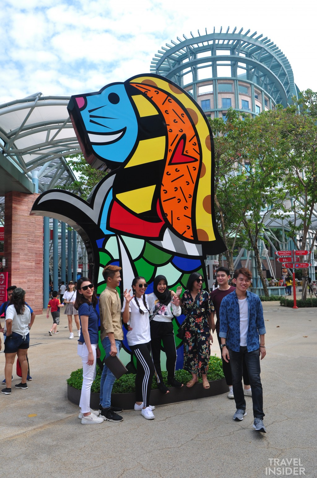 """""""Must Do"""" Universal Studios Singapore Day Tour from JB"""
